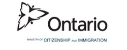 Ministry of Citizenship, Immigration and International Trade logo